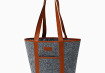 New product Felt tote bags